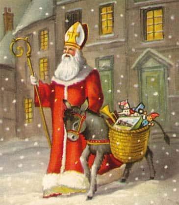 Santa Claus en Nicea