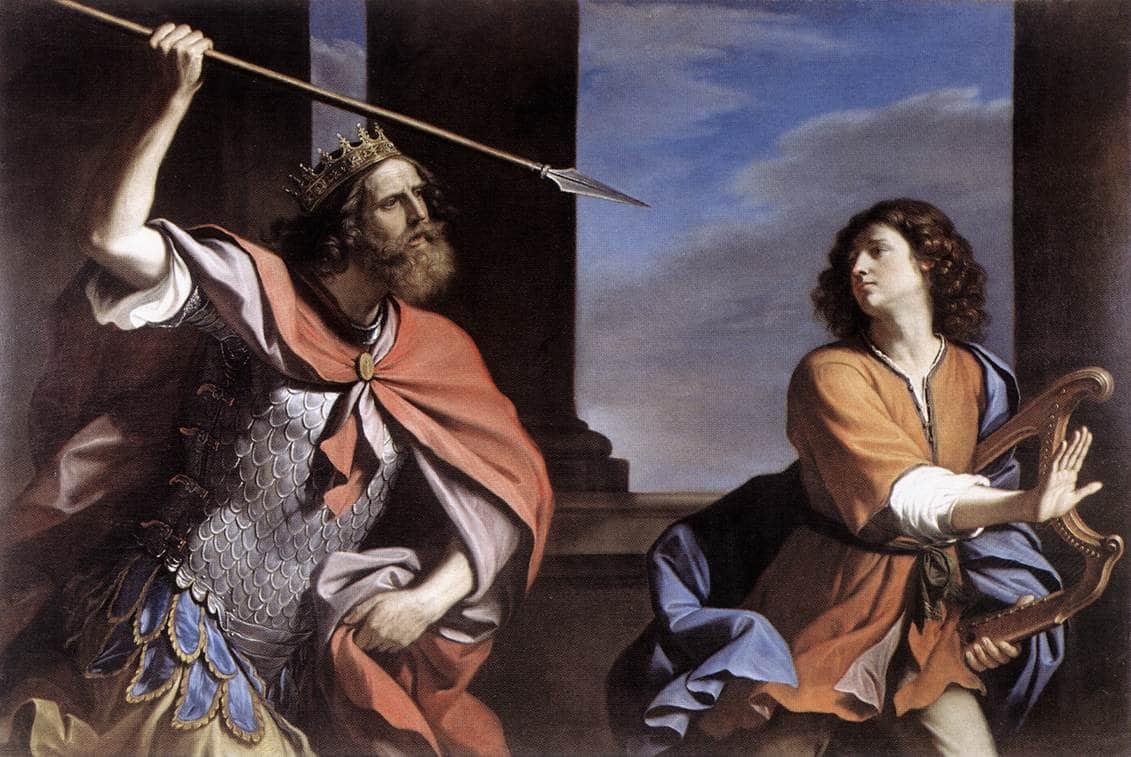 De Piñatas y Reyes III- Los Reyes de Israel en la guerra espiritual: David vs. Saúl