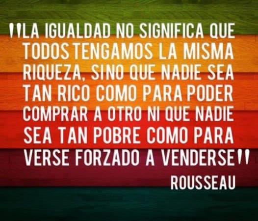 Rousseau – ¿Filósofo Sabio y Necio?