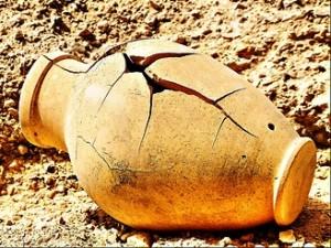 bybelstudie treasure in a clay pot