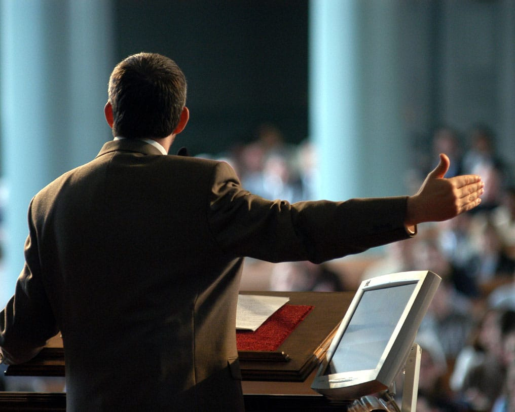 El problema del Orador Talentoso